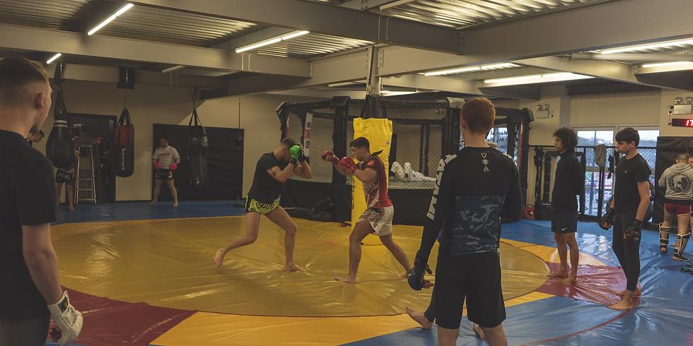 Aberdeen Combat Centre 10 Week MMA Beginner To Winner Course