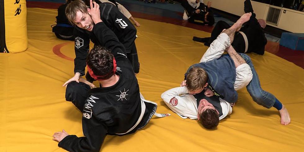 Aberdeen Combat Centre 10 Week BJJ Beginner To Winner Course