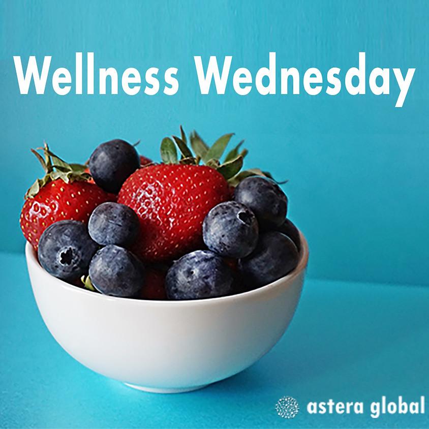 COMPLIMENTARY Wellness Wednesday - Breathe with Akary Busto, Certified Breathwork Facilitator