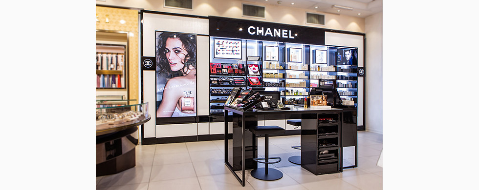 1st Floor  CHANEL COSMETICS