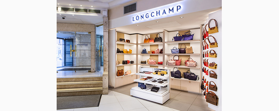 1st Floor LONGCHAMP