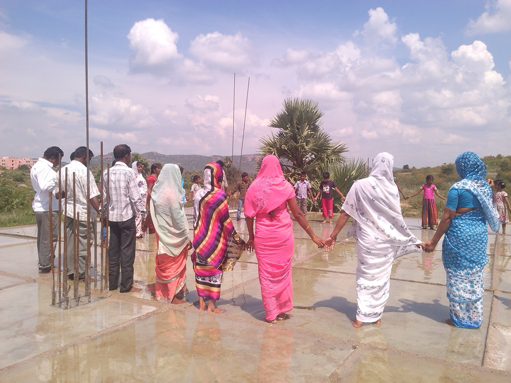 REAL INDIA CHURCH Congregation (20)