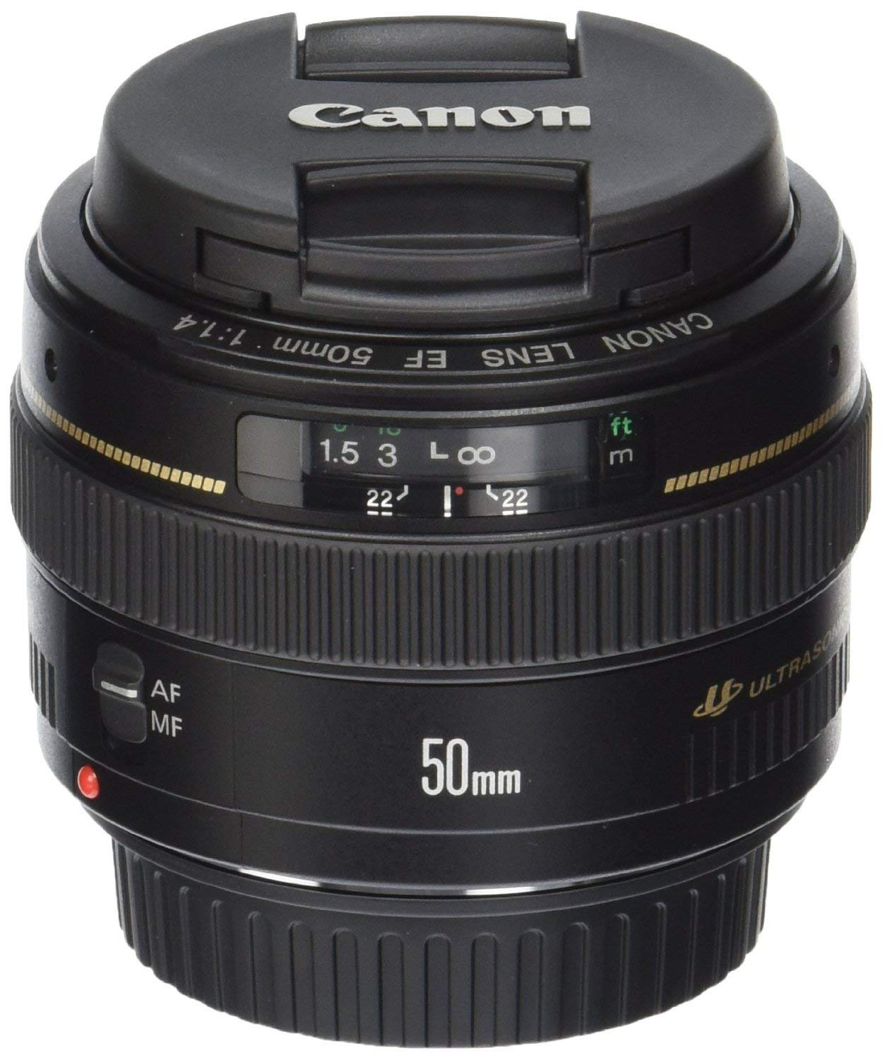 Canon 50mm ef Lens