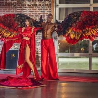 The Phoenix God & The Red Viper