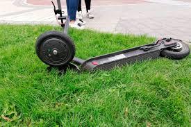¿Quién es el responsable de un accidente con un patinete?