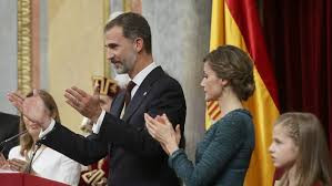 Las Cortes inauguran oficialmente la XII Legislatura con la celebración de la Solemne Sesión de Apertura