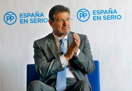 Las asociaciones de jueces y fiscales piden la dimisión de Rafael Catalá