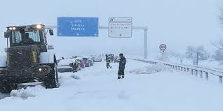 ¿Qué y a quién podrán reclamar los afectados por la nevada del día de Reyes en la AP6?