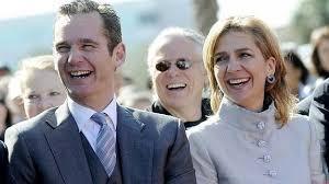 La infanta Cristina, responsable civil de 265.000 euros e Iñaki Urdangarín, condenado a 6 años y 3 meses