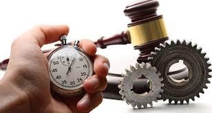 El 80% de las sentencias en juicios rápidos son de conformidad con el abogado