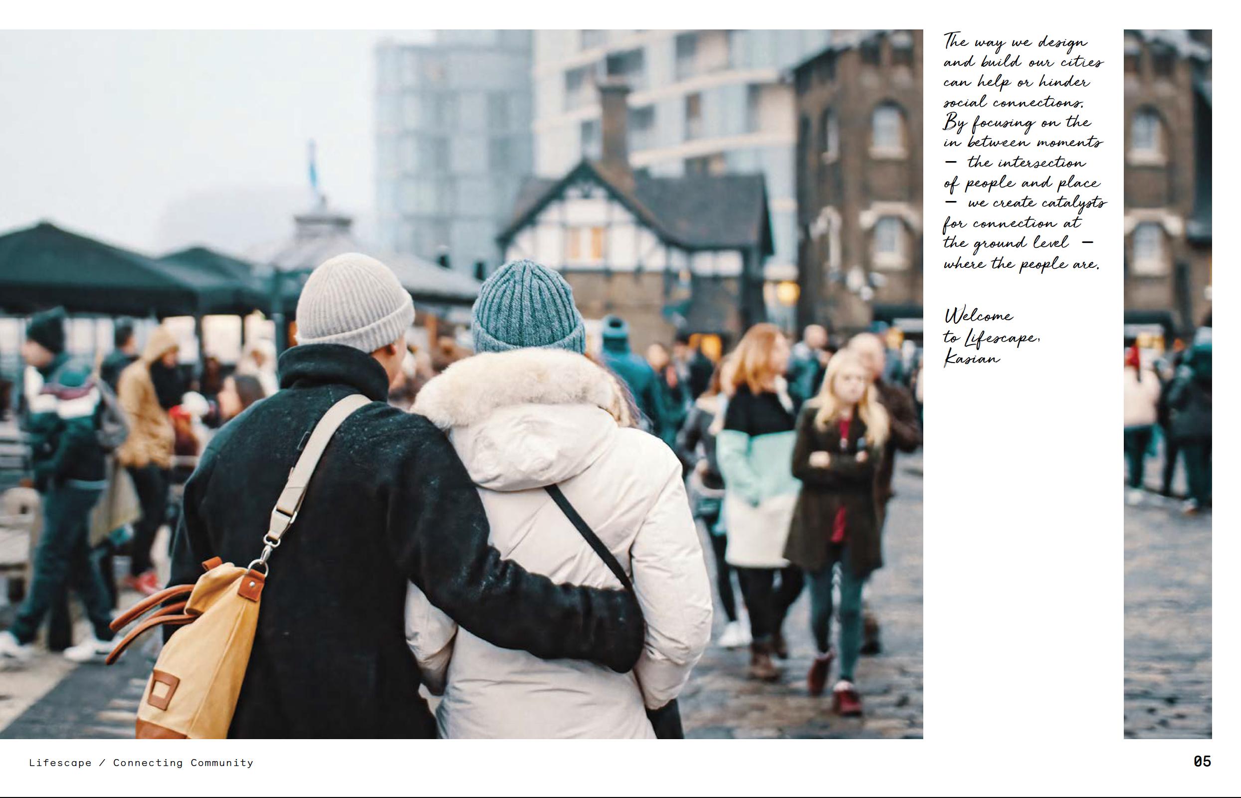 Kasian_Lifescape Brochure