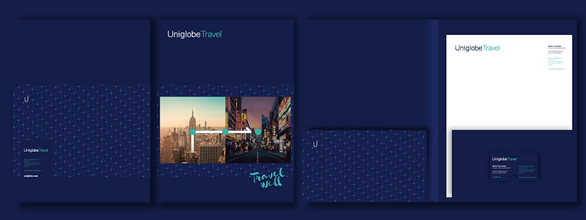 Uniglobe_Brochure Design