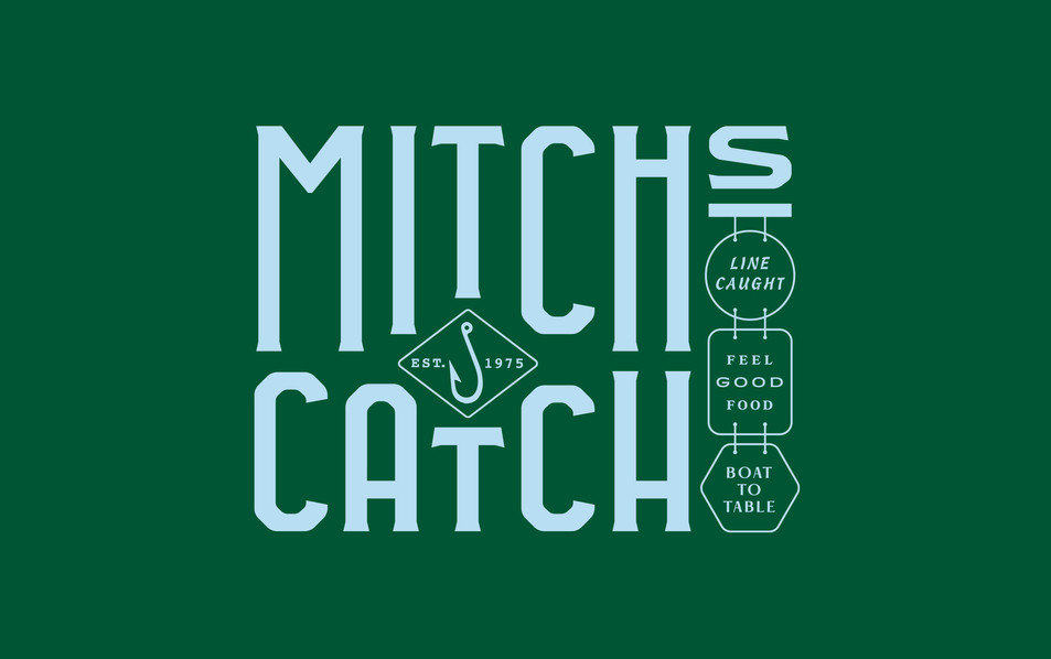 Mitch's Catch_Logo Design