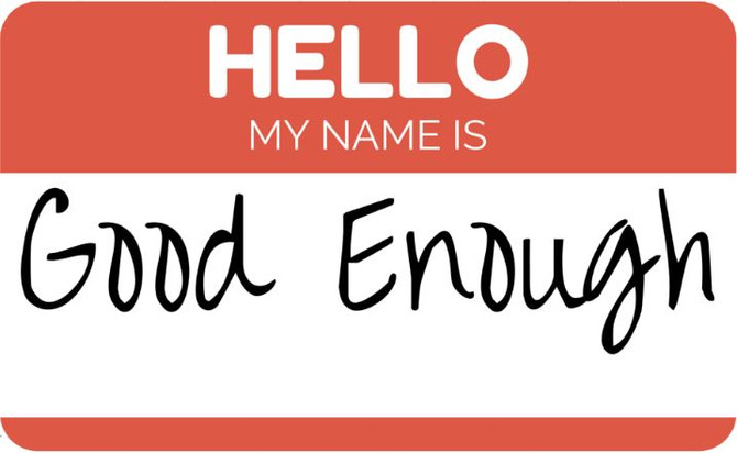 Are You a Good Enough Parent?