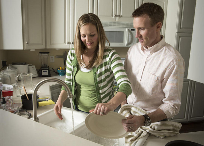 Five Week Blog Series: Biggest Areas of Couples' Conflicts - Chores