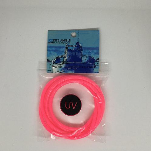 PINK UV CHAFFE TUBING - #1118