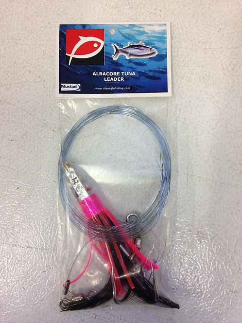 Tuna Lure Pre-rigged Pink/Black - #773-7