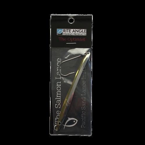 The Salmon Lance Needlefish Spoon  - #27703