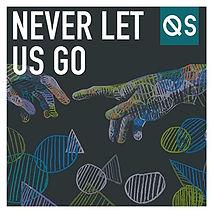 never let us go album cover