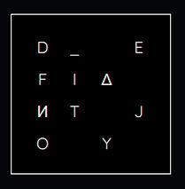 defiant joy album cover