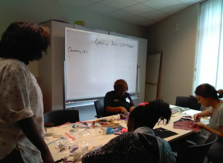 Creative Arts Workshops for Adults & Kids!