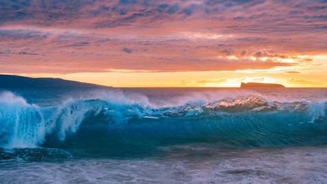 Makena Sunset Wave.jpg