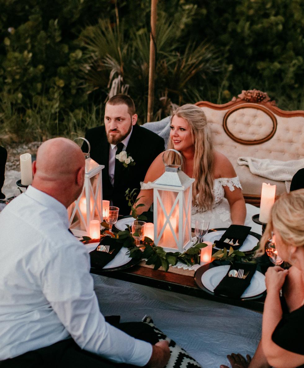 PCI Intimate Wedding Dinner - HP Photogr