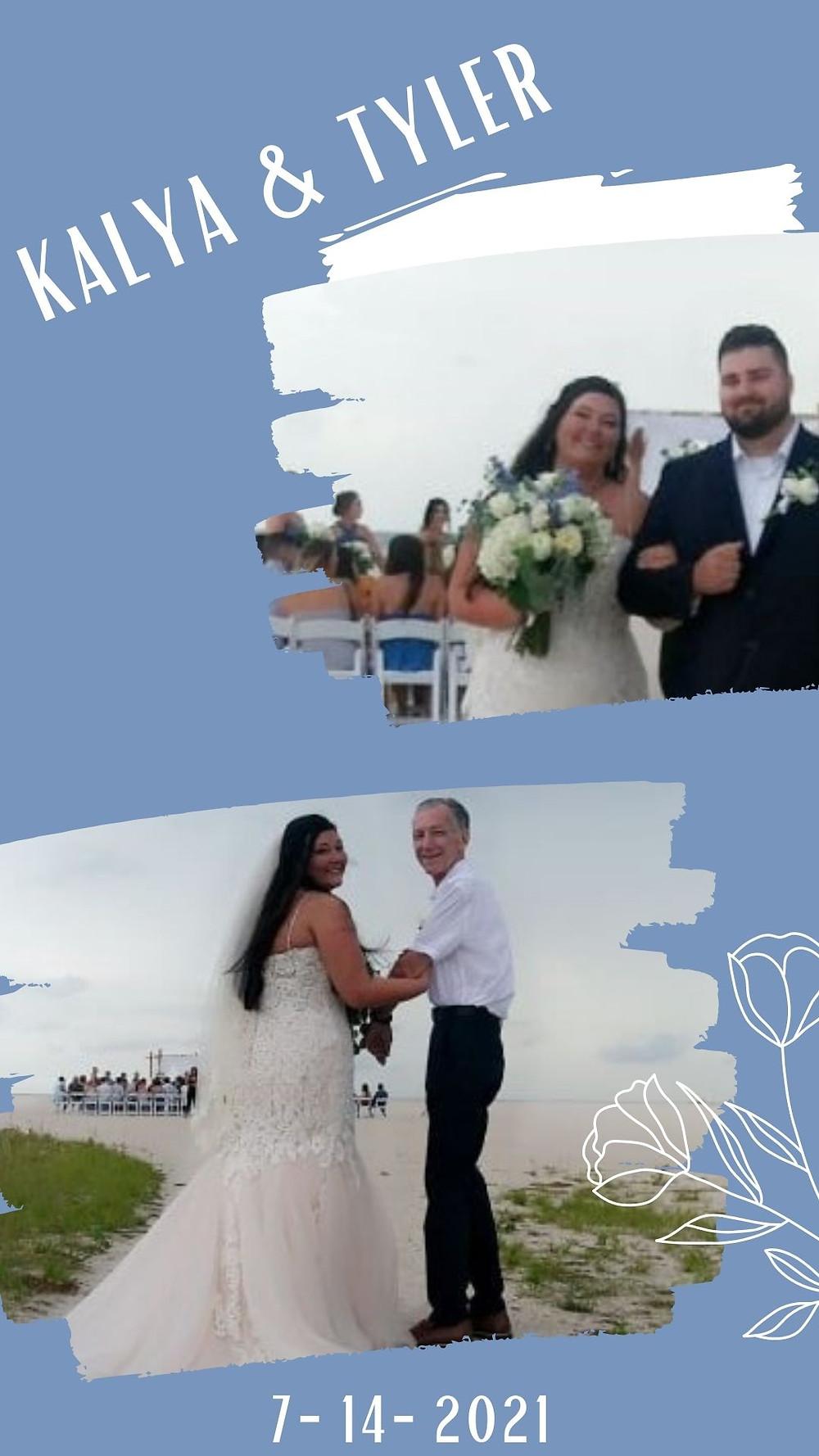 Wedding Moments-Treasure Island-Florida