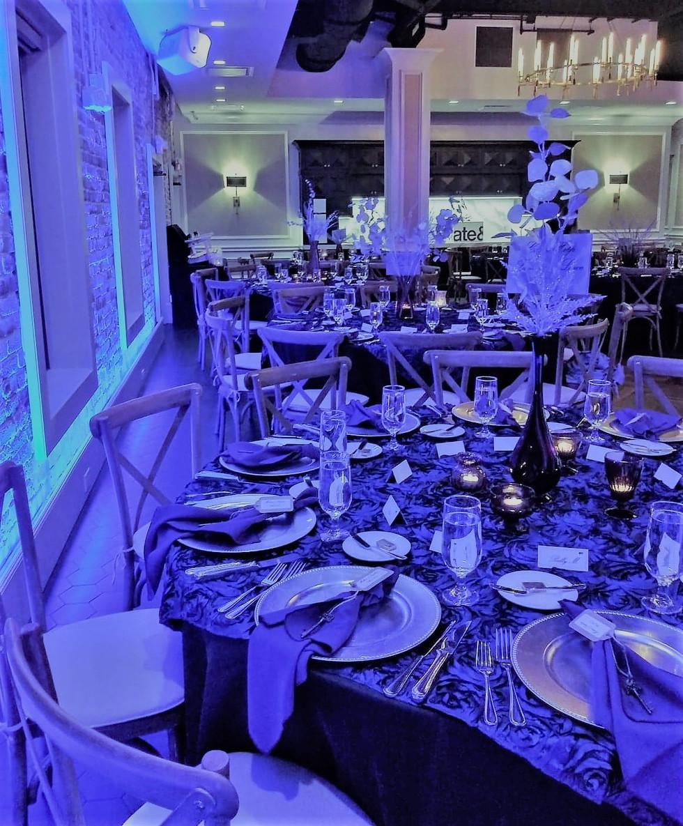 Wedding  Up-lighting
