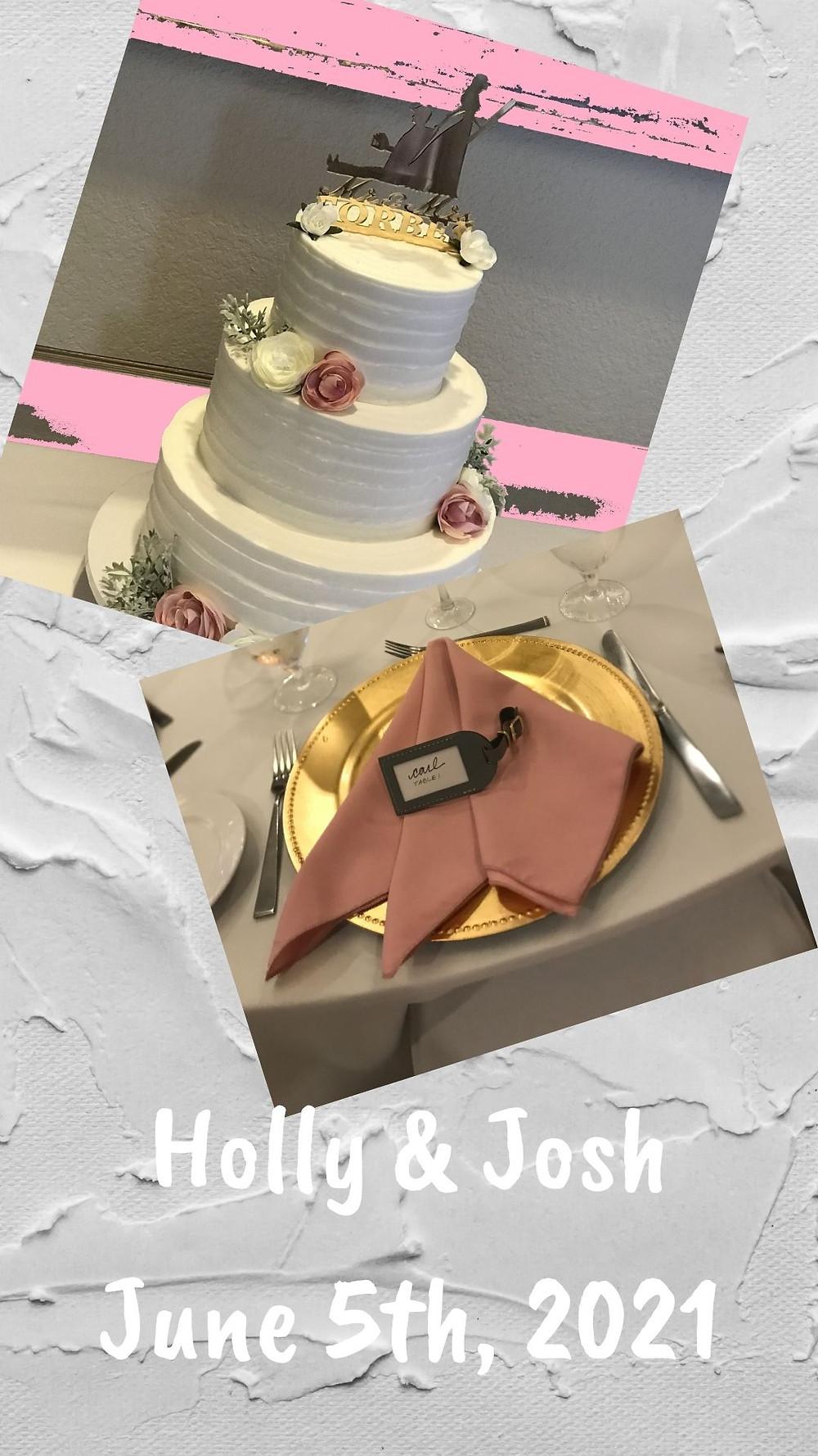 Wedding Cake-Wedding Gift