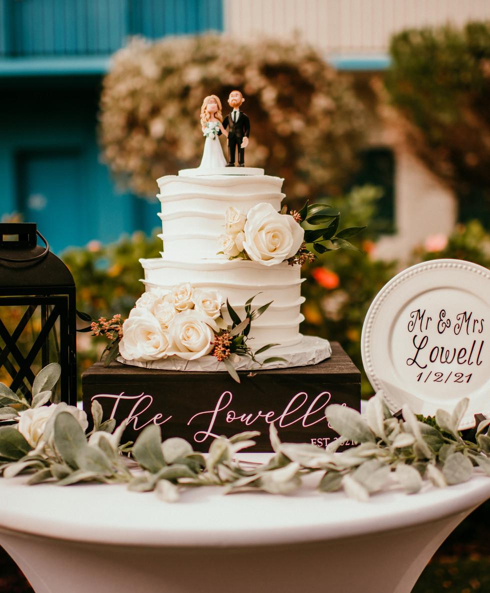 PCI  Wedding Cake Table-HP Photography
