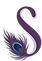 s_peacock_letter_logo_psd_design.png