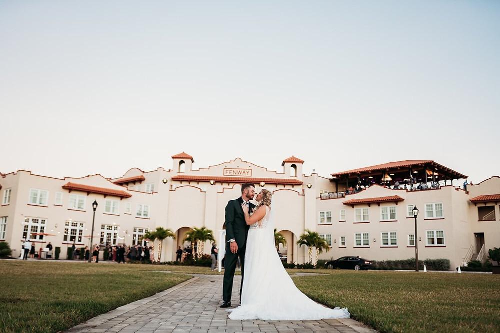 Timeless Wedding @ Fenway Hotel