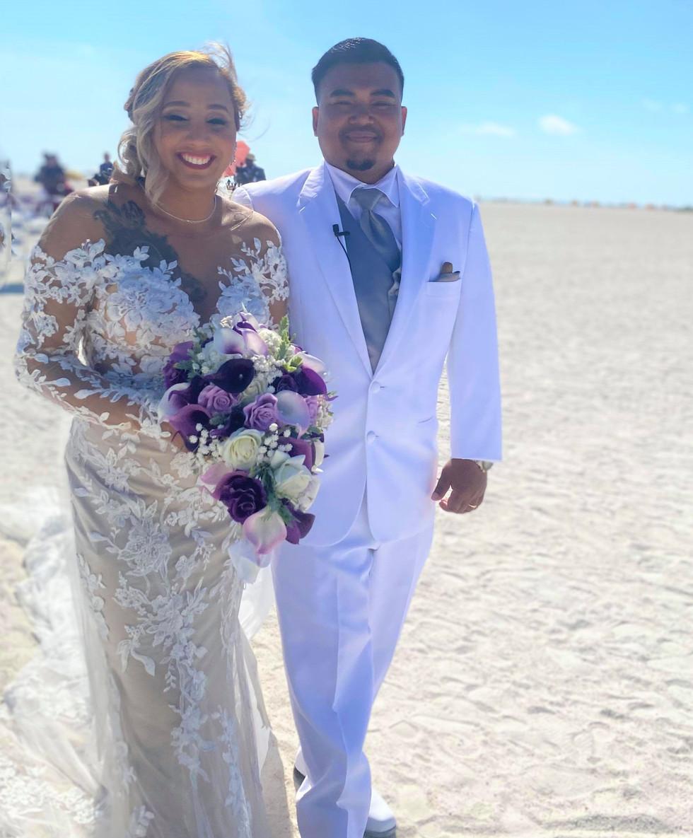 Ketisha & Chanthan-Bilmar Beach Resort-Treasure Island Wedding
