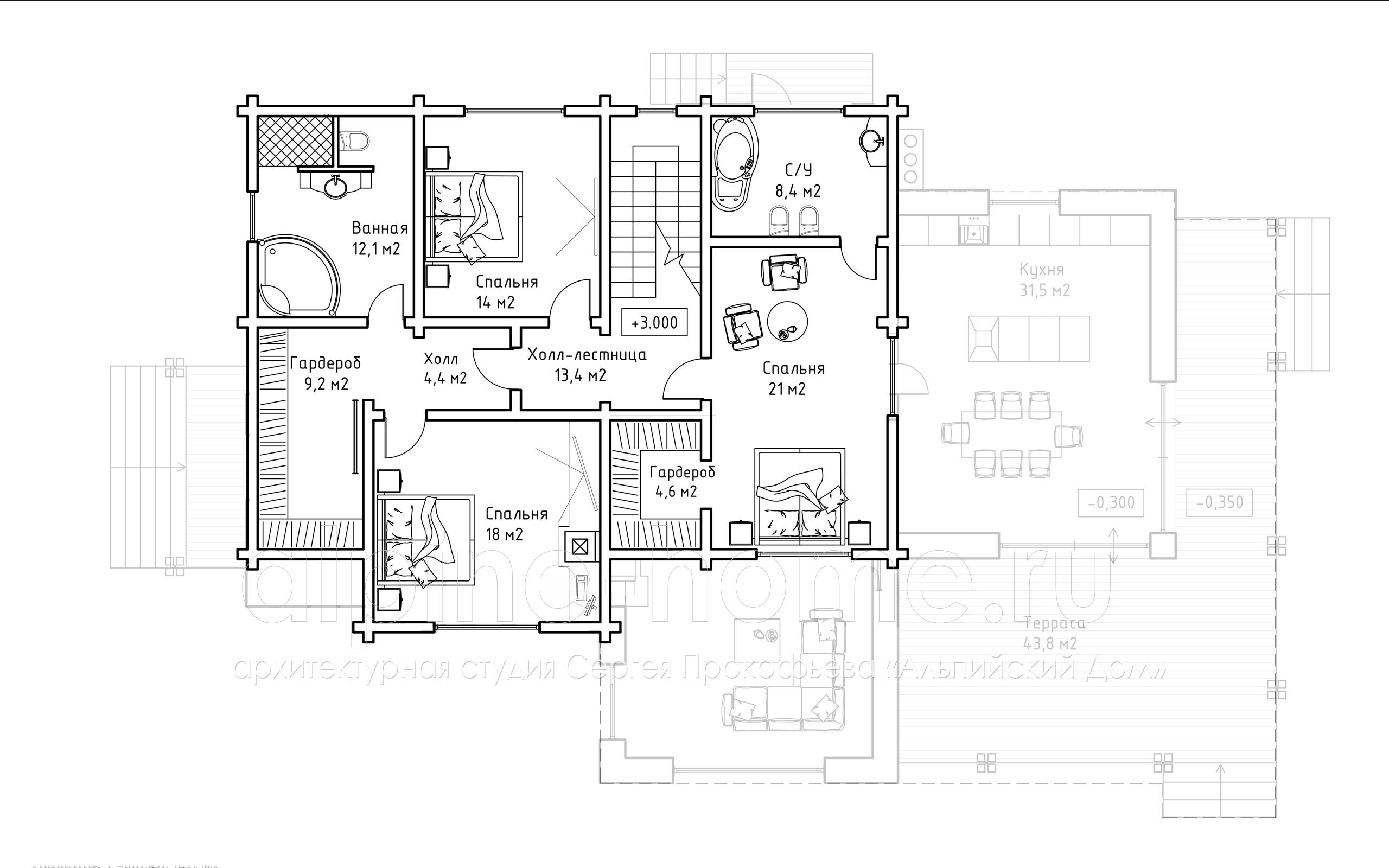 КОМИС план 2-го этажа