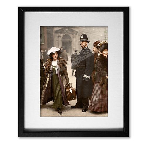 Suffragette Mabel Capper