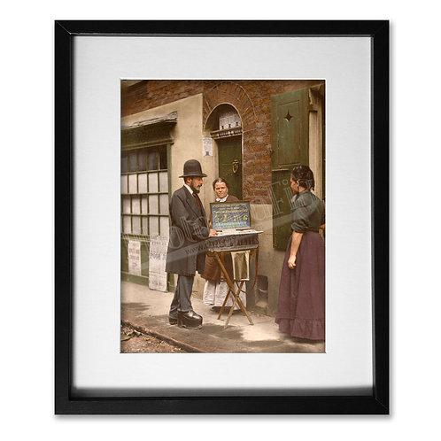 Street Doctor (Victorian London 1877)