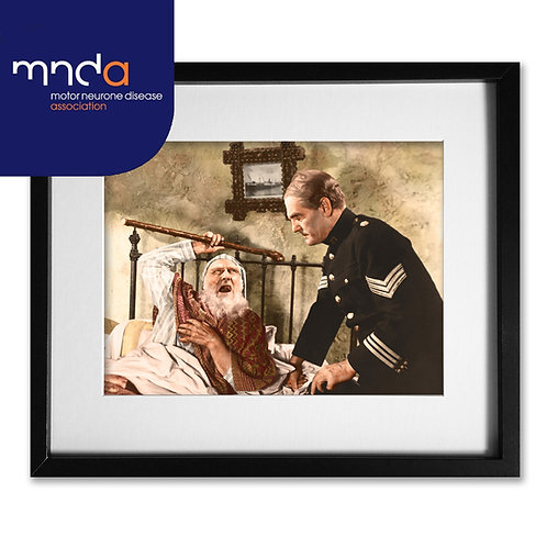 Ask a Policeman - Visiting Old Harbottle (20% to MNDA)