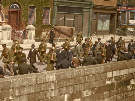 The Easter Rising in Colour