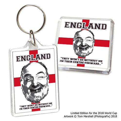 Harbottle - England World Cup Keyring/Magnet