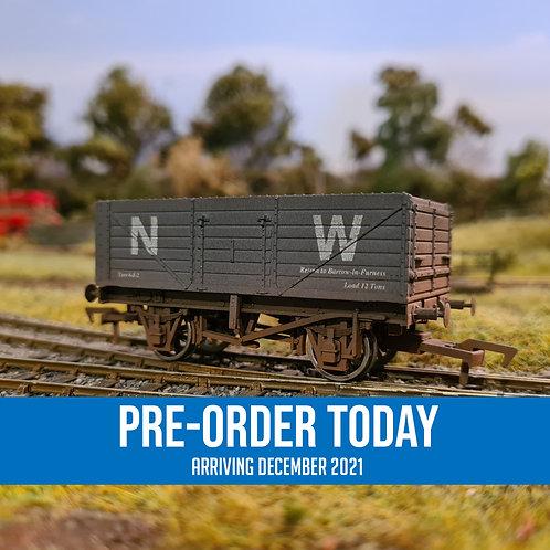 PRE-ORDER North Western NWR Truck/Wagon - Railway Series (Thomas Tank) OO Gauge