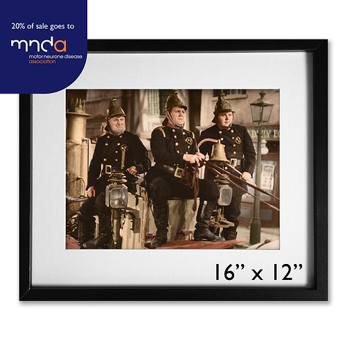 Will Hay in 'Where's That Fire?' (20% to MNDA)