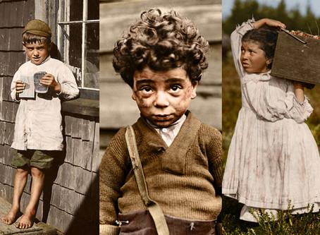 Hidden Children: American Child Labour in Colour