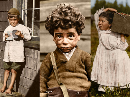 Hidden Children: American Child Labour in Colour