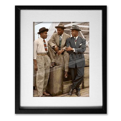 Jamaican Windrush Arrivals, 1948