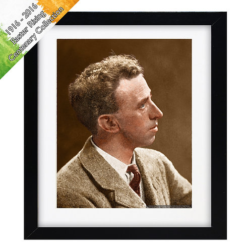 "Thomas MacDonagh (1916 Easter Rising) 10""x8"""