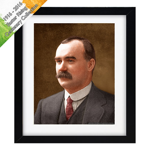 "James Connolly (1916 Easter Rising) 10""x8"""