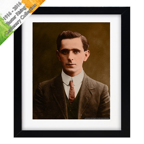 "Seán MacDermott (1916 Easter Rising) 10""x8"""
