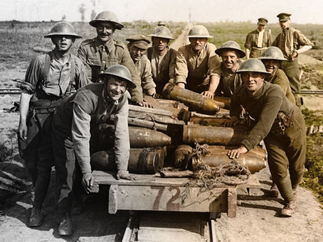 100 Years On: Passchendaele in Colour