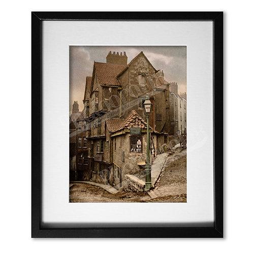 Rag n Bone Shop, Bristol 1866